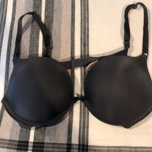 Victoria secret 32C underwire grey bra
